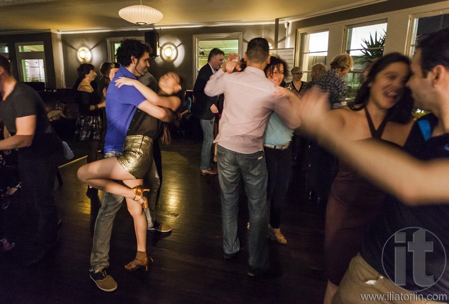 MARSHA: Salsa sydney